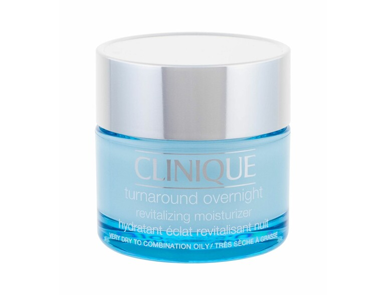 Nachtcreme Clinique Turnaround Overnight Revitalizing Moisturizer 50 ml