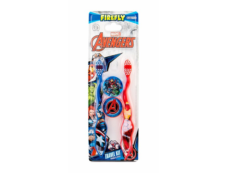 Brosse à dents Marvel Avengers Toothbrush 2 St. Sets