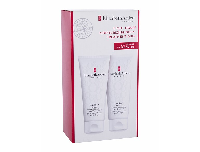Körpercreme Elizabeth Arden Eight Hour® Cream 200 ml Sets