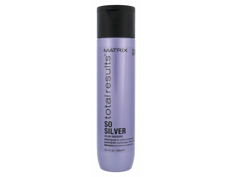 Shampoo Matrix Total Results So Silver Color Obsessed 300 ml