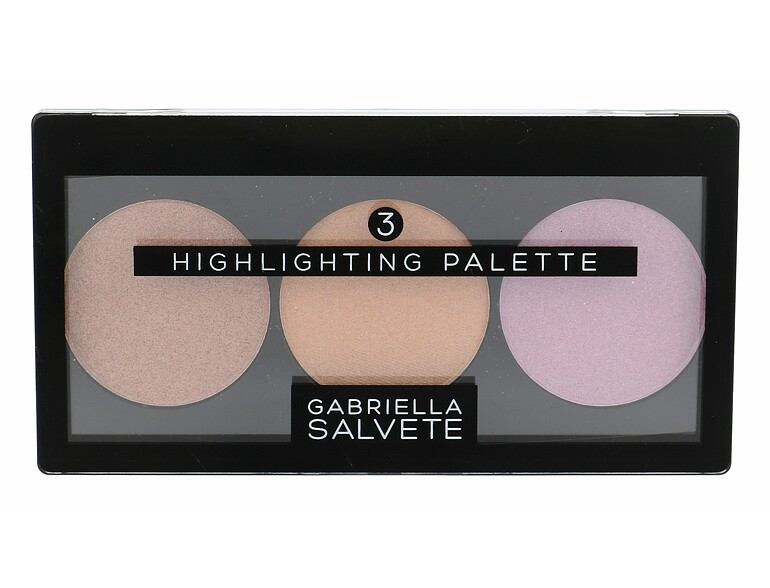 Highlighter Gabriella Salvete Highlighting Palette 15 g