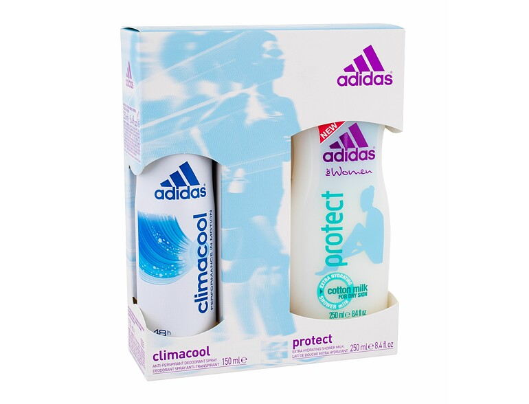 Antiperspirant Adidas Climacool 150 ml Sets