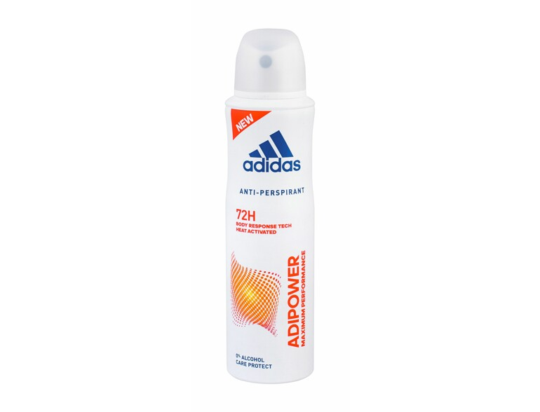 Antiperspirant Adidas AdiPower 72H 150 ml