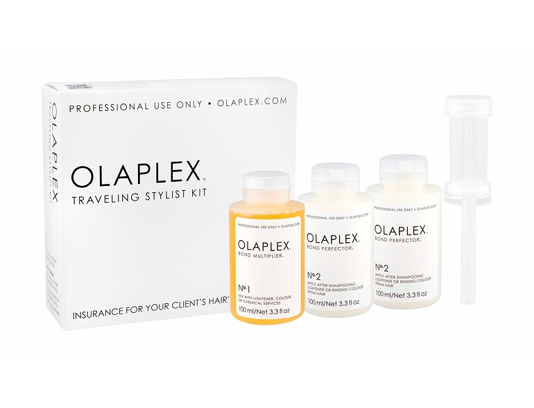 Haarserum Olaplex Bond Multiplier No. 1 Traveling Stylist Kit 100 ml Sets