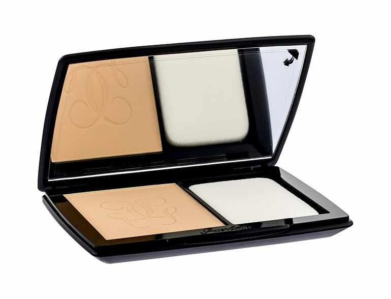 Fond de teint Guerlain Lingerie De Peau Nude Powder Foundation SPF20 10 g 32 Light Amber