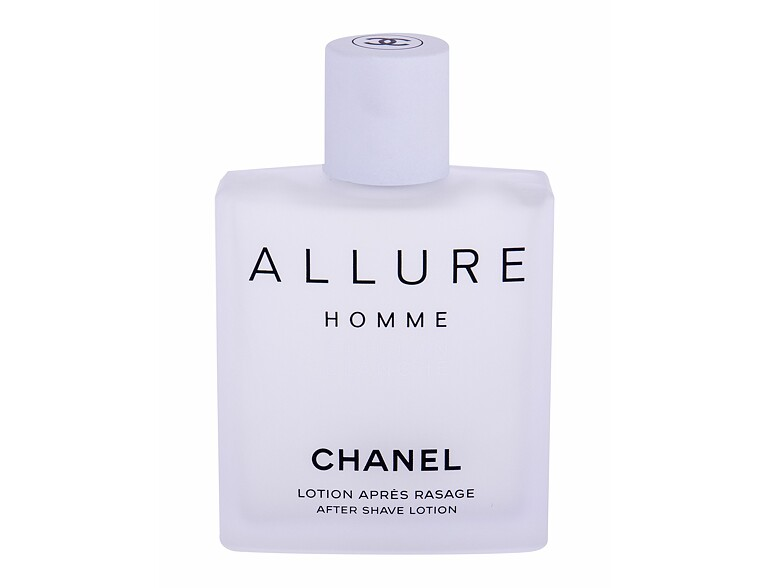 Lotion après-rasage Chanel Allure Homme Edition Blanche 100 ml Tester