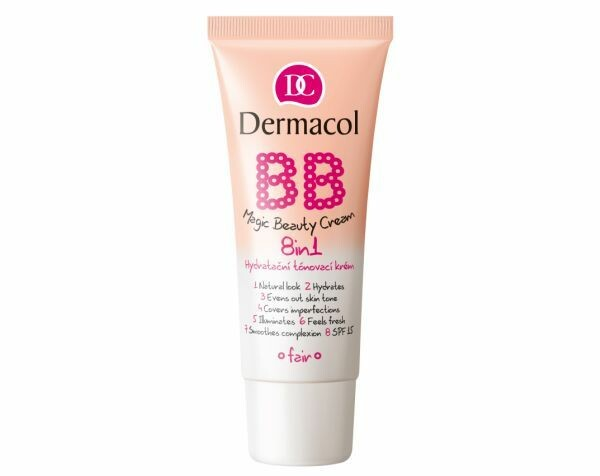 BB Creme Dermacol BB Magic Beauty Cream SPF15 30 ml Nude