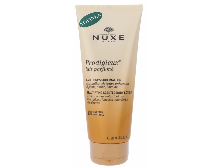 Körperlotion NUXE Prodigieux Beautifying Scented Body Lotion 200 ml