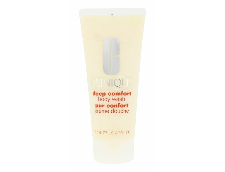 Duschcreme Clinique Deep Comfort 200 ml