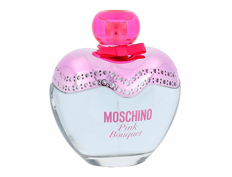 Eau de Toilette Moschino Pink Bouquet 100 ml