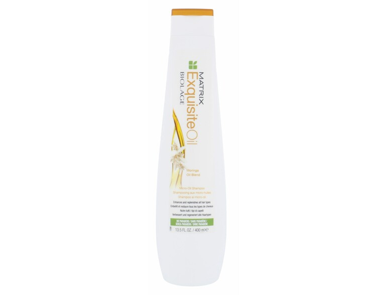 Shampoo Matrix Biolage Exquisite Oil 400 ml