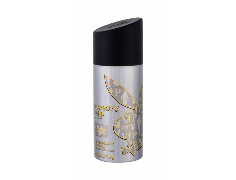 Déodorant Playboy VIP Platinum Edition For Him 150 ml