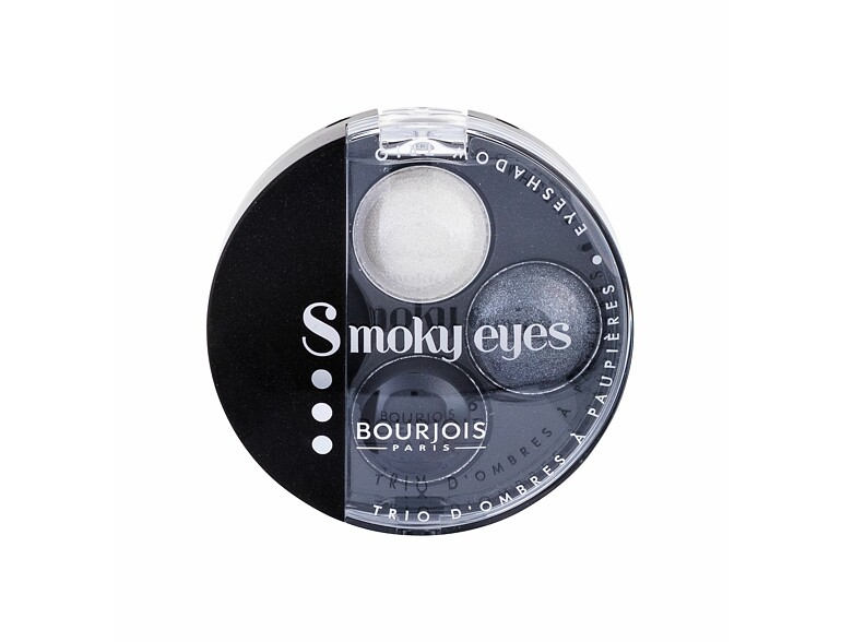 Lidschatten BOURJOIS Paris Smoky Eyes 4,5 g 16 Gris Party