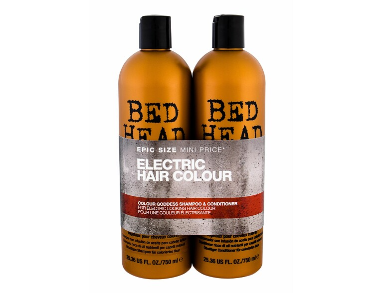Shampooing Tigi Bed Head Colour Goddess 750 ml Sets