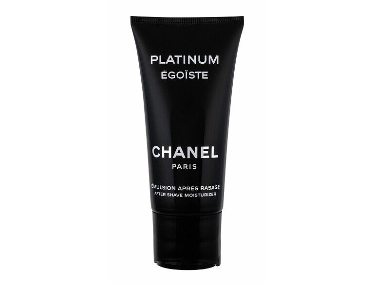 After Shave Balsam Chanel Platinum Égoïste Pour Homme 75 ml