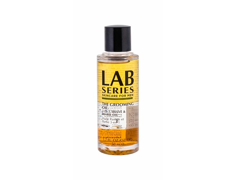 Bartöl Lab Series Shave The Grooming Oil 3-in-1 Shave & Beard Oil 50 ml