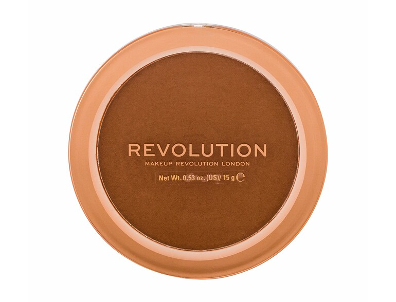 Bronzer Makeup Revolution London Mega Bronzer 15 g 02 Warm