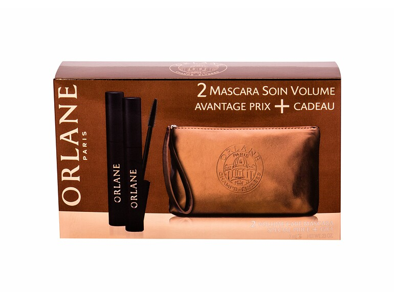 Mascara Orlane Volume Care Mascara 7 ml Black Sets