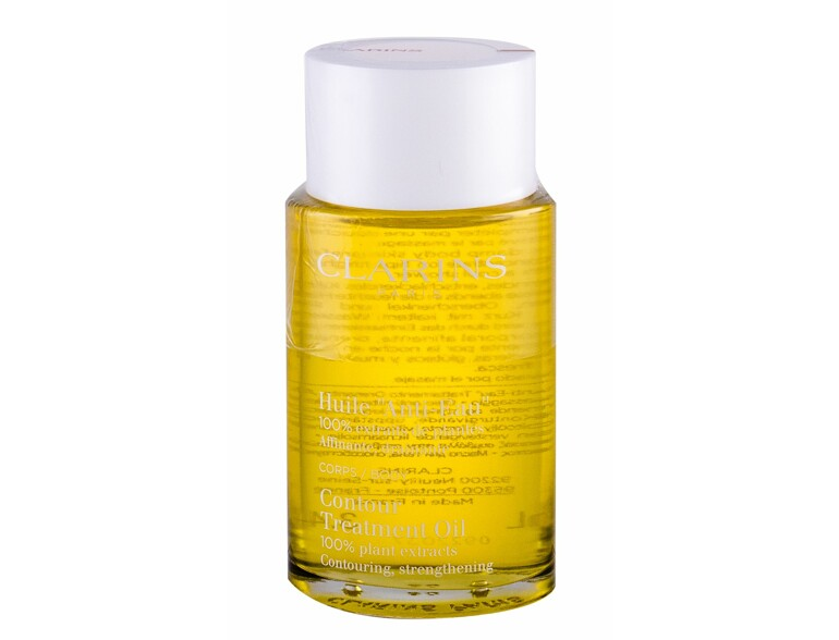 Minceur et fermeté Clarins Body Expert Contouring Care Body Treatment Contouring Oil 100 ml