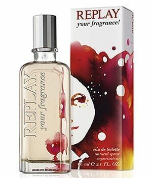 Eau de Toilette Replay Your Fragrance! For Her 60 ml