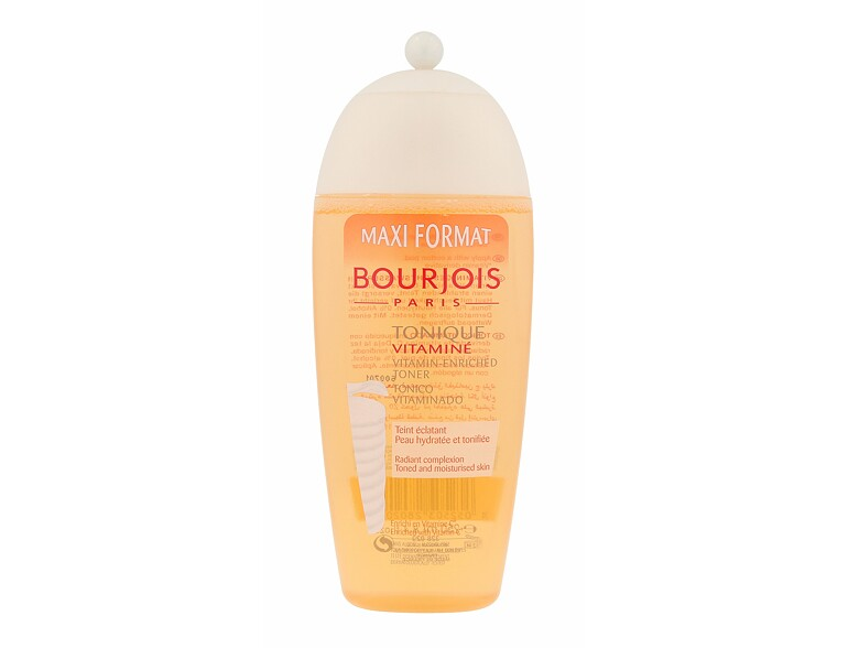 Reinigungswasser BOURJOIS Paris Vitamin Enriched Toner 250 ml