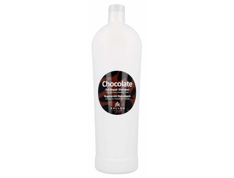 Shampoo Kallos Cosmetics Chocolate 1000 ml