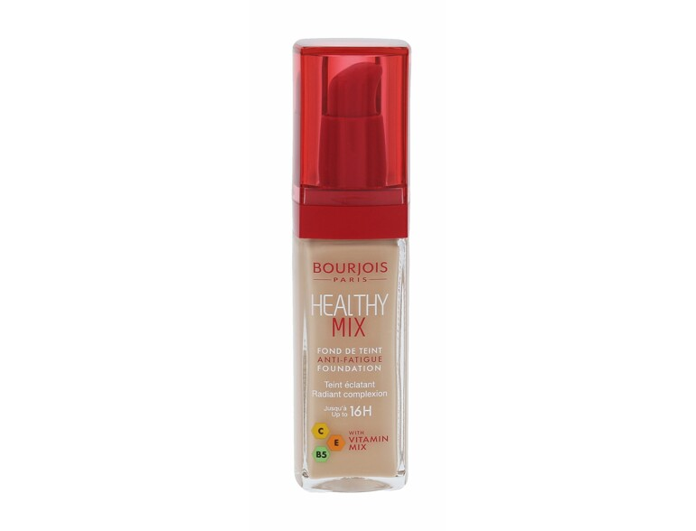 Make-up BOURJOIS Paris Healthy Mix Anti-Fatigue Foundation 30 ml 52 Vanilla