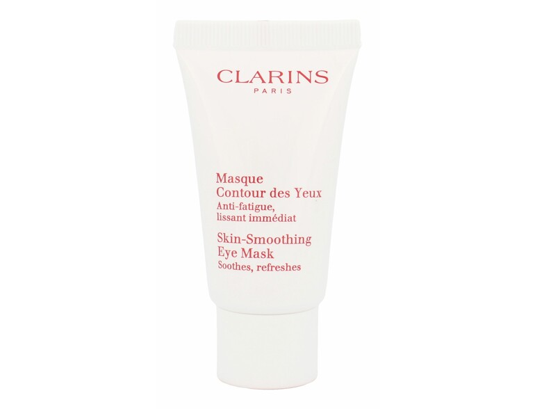 Maschera per il viso Clarins Eye Care Skin Smoothing Eye Mask 30 ml