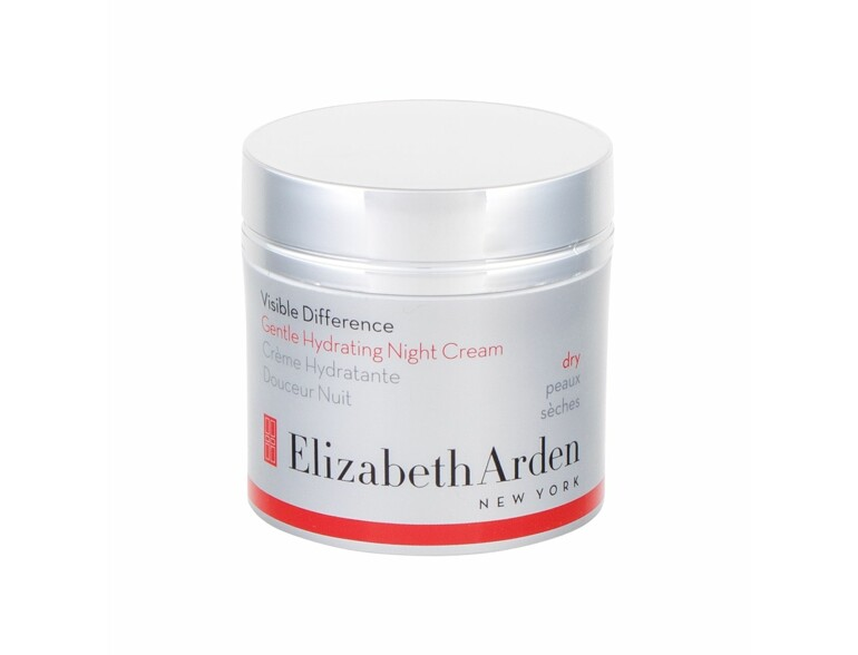 Nachtcreme Elizabeth Arden Visible Difference Gentle Hydrating 50 ml Tester