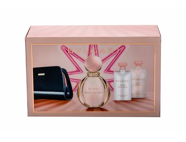 Eau de Parfum Bvlgari Rose Goldea 90 ml Sets