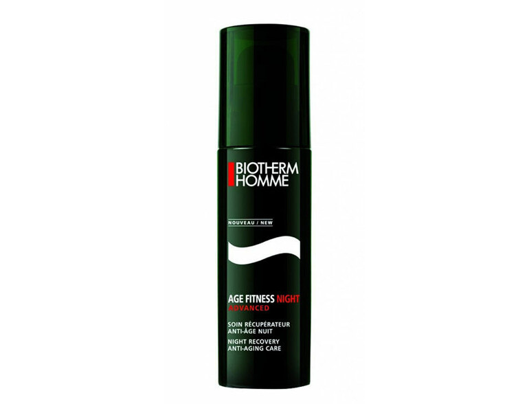Nachtcreme Biotherm Homme Age Fitness Night Advanced 50 ml Tester