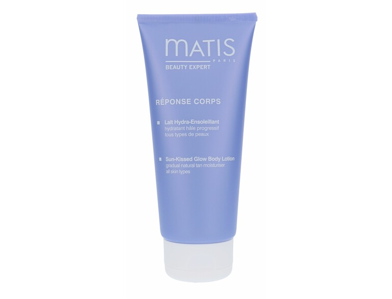 Selbstbräuner Matis Réponse Corps Sun-Kissed Glow Body Lotion 200 ml
