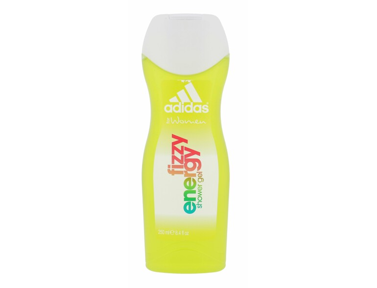 Duschgel Adidas Fizzy Energy For Women 250 ml