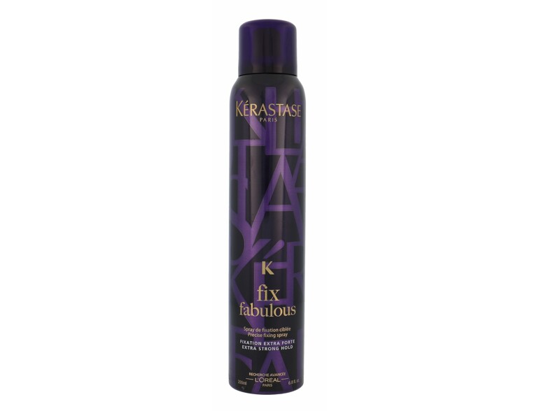 Haarspray  Kérastase Fix Fabulous 200 ml