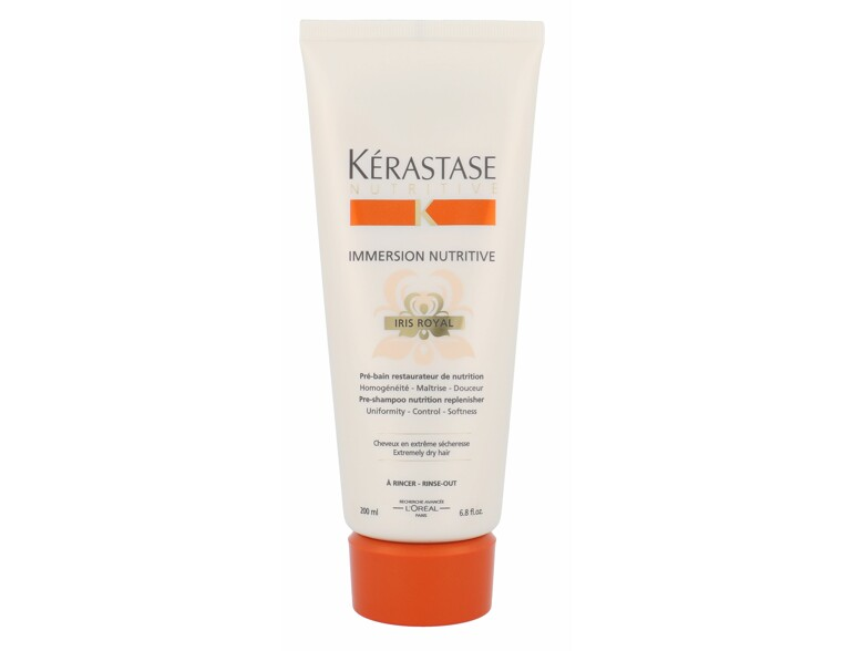 Haarbalsam  Kérastase Nutritive Immersion Iris Royal Pre-shampoo 200 ml