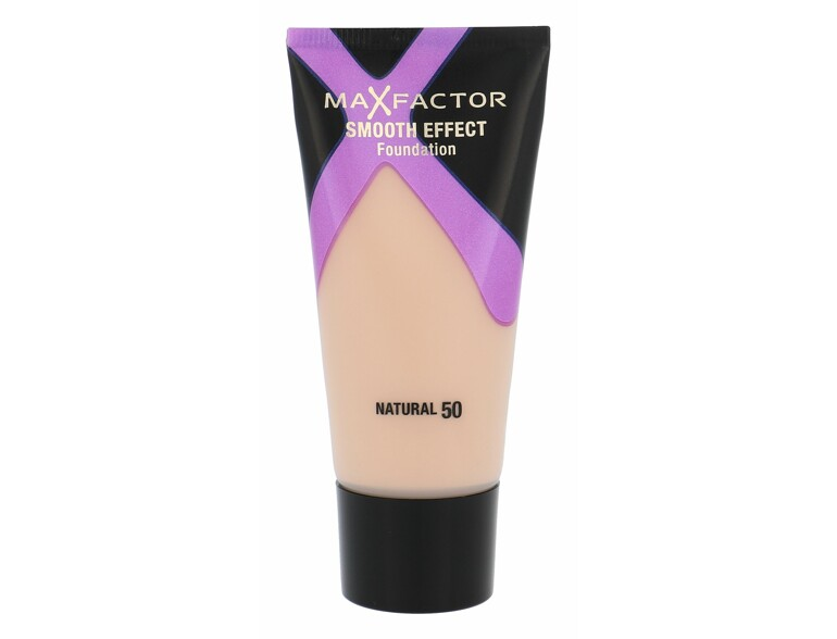 Make-up Max Factor Smooth Effect 30 ml 50 Natural
