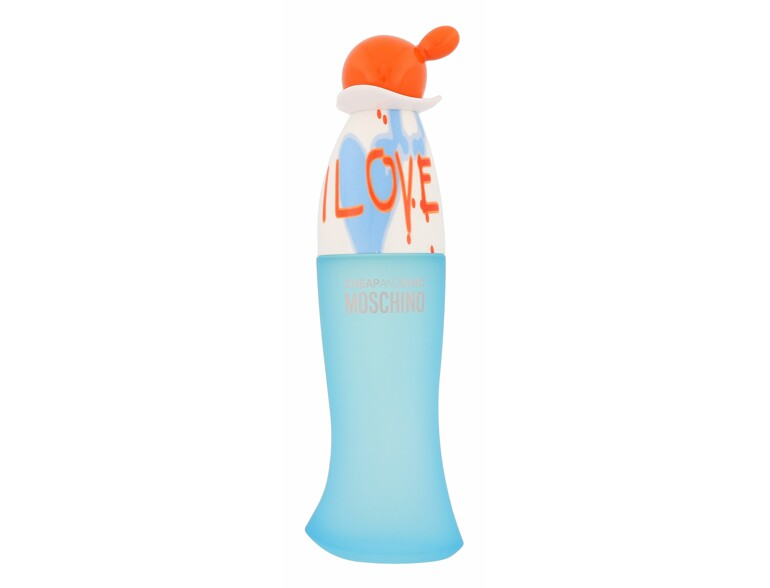 Eau de Toilette Moschino Cheap And Chic I Love Love 100 ml