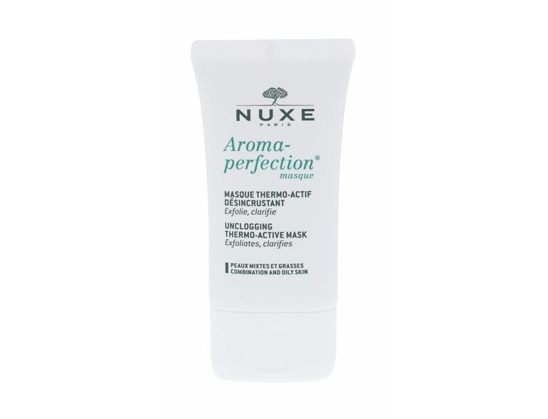 Gesichtsmaske NUXE Aroma-Perfection Unclogging Thermo-Active Mask 40 ml