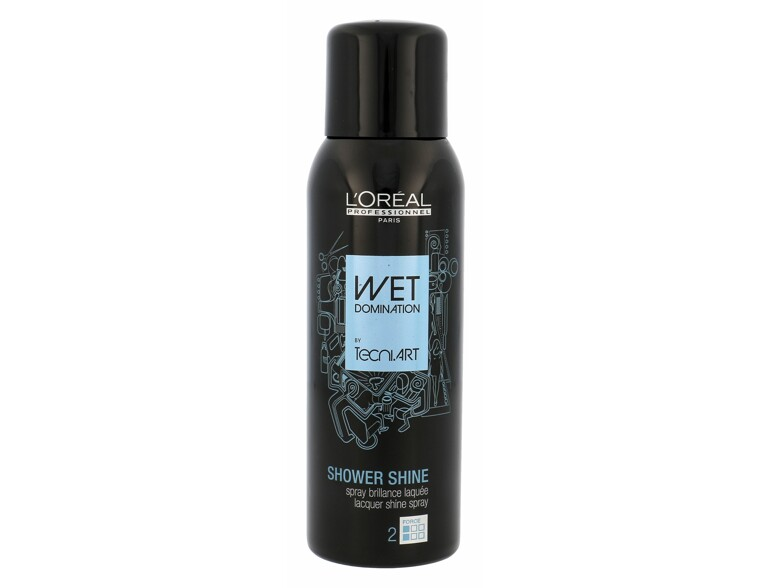Haarspray  L´Oréal Professionnel Wet Domination Shower Shine 160 ml