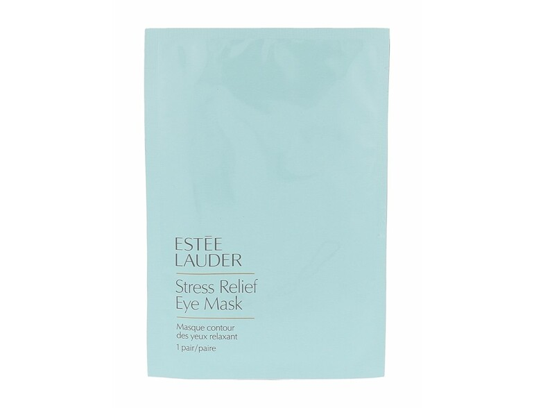 Gesichtsmaske Estée Lauder Stress Relief Eye Mask 11 ml