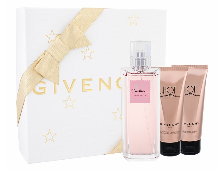 Eau de toilette Givenchy Hot Couture 100 ml Sets