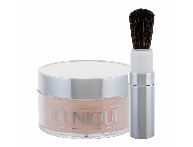 Poudre Clinique Blended Face Powder And Brush 35 g 02 Transparency