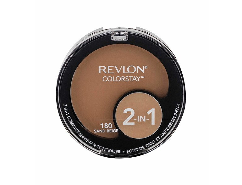 Make-up Revlon Colorstay 2-In-1 12,3 g 180 Sand Beige
