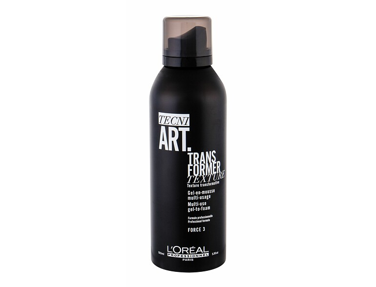 Für Haarvolumen  L´Oréal Professionnel Tecni.Art Transformer Gel-to-Foam 150 ml