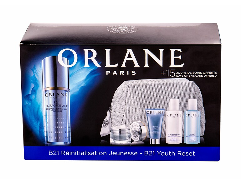 Gesichtsserum Orlane B21 Extraordinaire Youth Reset 30 ml Sets