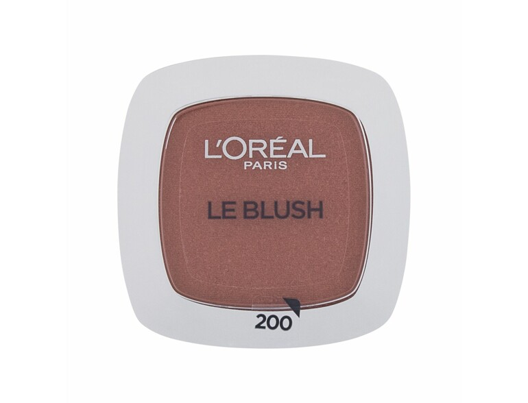 Rouge L´Oréal Paris Le Blush 5 g 200 Golden Amber