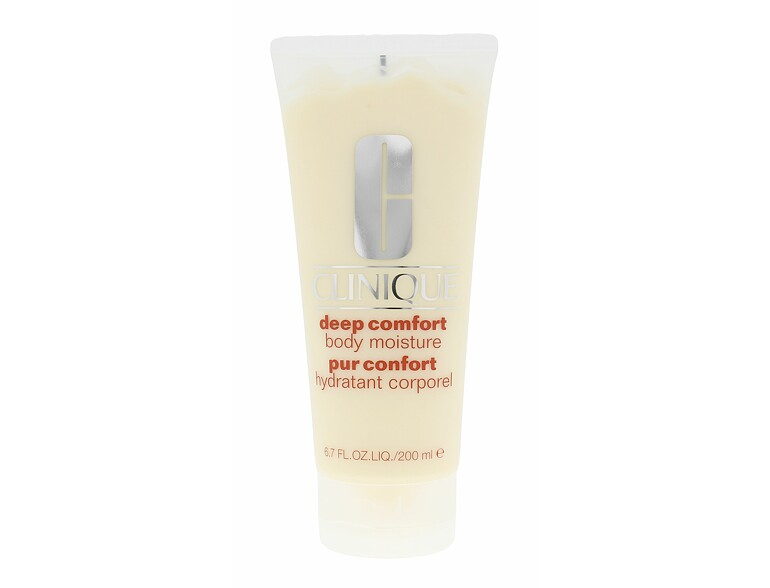 Körperlotion Clinique Deep Comfort Body Moisture 200 ml
