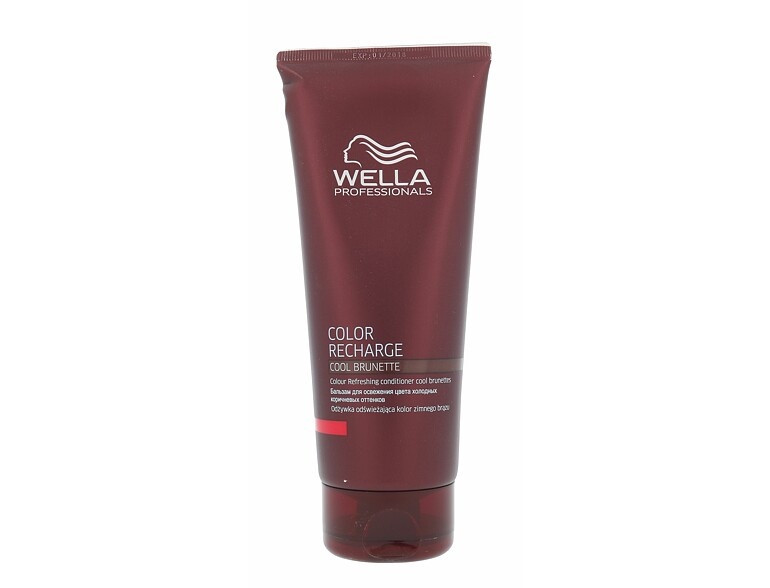 Conditioner Wella Color Recharge Cool Brunette 200 ml