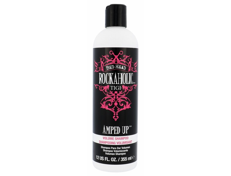 Shampoo Tigi Rockaholic Amped Up 355 ml