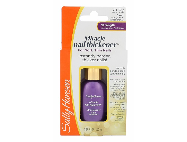 Nagellack Sally Hansen Miracle Nail Thickener 13,3 ml